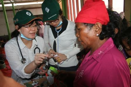 Tanoto Foundation and social activities