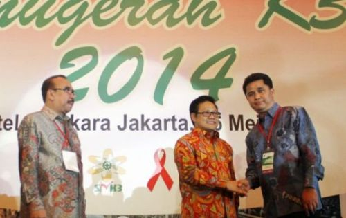 Kirana Megatara Group terima penghargaan Zero Accident